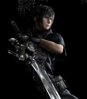 [Final fantasy XIII versus] [Noctis Weapon] Noct