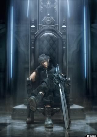 [Final fantasy XIII versus] [Noctis Weapon] Medium_final-fantasy-versus-xiii-13