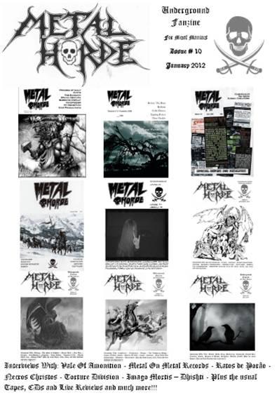 Metal Horde Zine - Nº 14 na rua a partir de 1 de Março MHZ10_Capa