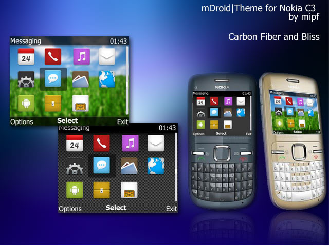 Nokia C3 Themes (320x240) by mipf 4923715186_a8e7731c72_z