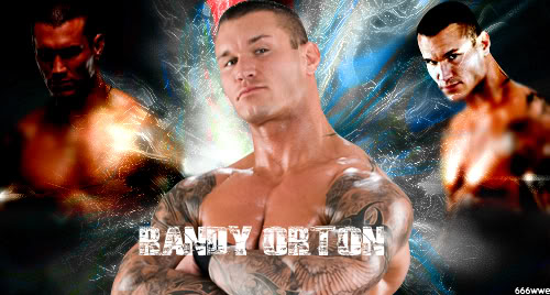666wwe creation - Page 2 Randyorton2
