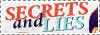 ∆; Secrets & Lies ♦  Rol!*  {promo} Butonsece3