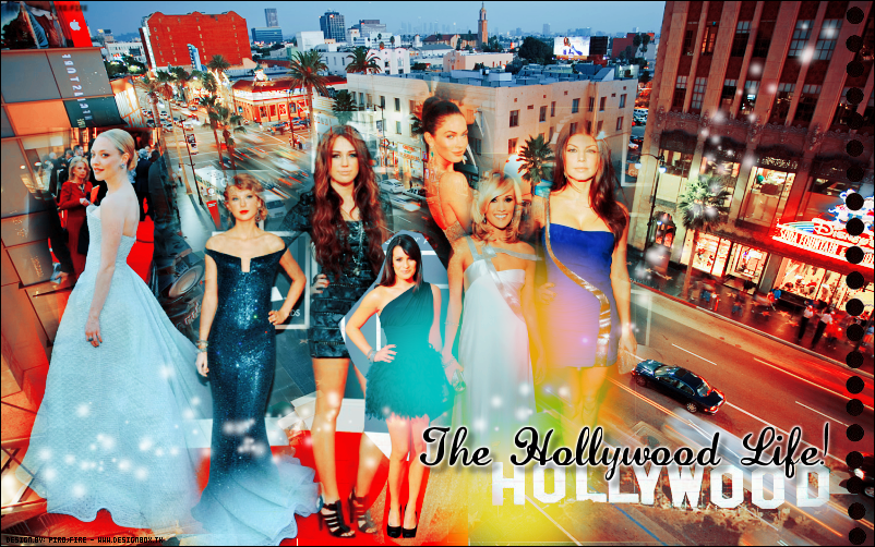 ~ { ♦ тне ноllyωооd lіfе Ϟ Hollywoodstyle