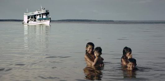 expedition and discovered the Amazon River Bateau3
