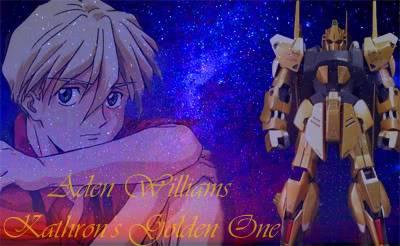 GNR-020 Gundam Rakim (Designed by Tsubine for Kilik/Feldt) AdenGundamSig