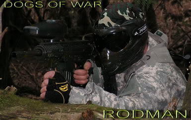 Dogs of War Website and Forums Rodmannopaint