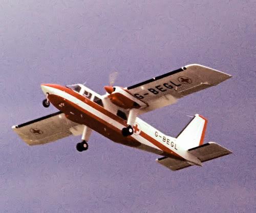 BN-2 Islander YR-BNK 2464222808_57efa6a43e