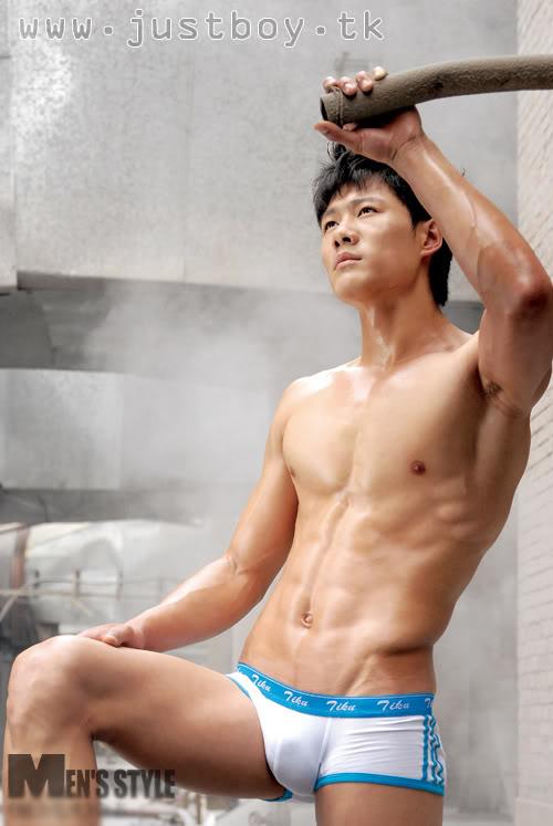 ngắm các chàng trai cực đẹp Truong3