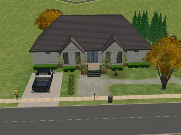 Very first Sim house EVER! Snapshot_79886a7b_b98882a3