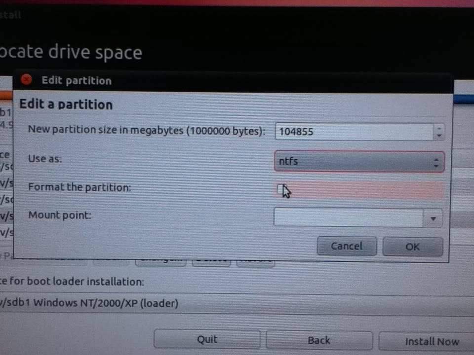 Ubuntu set up 8b25d391