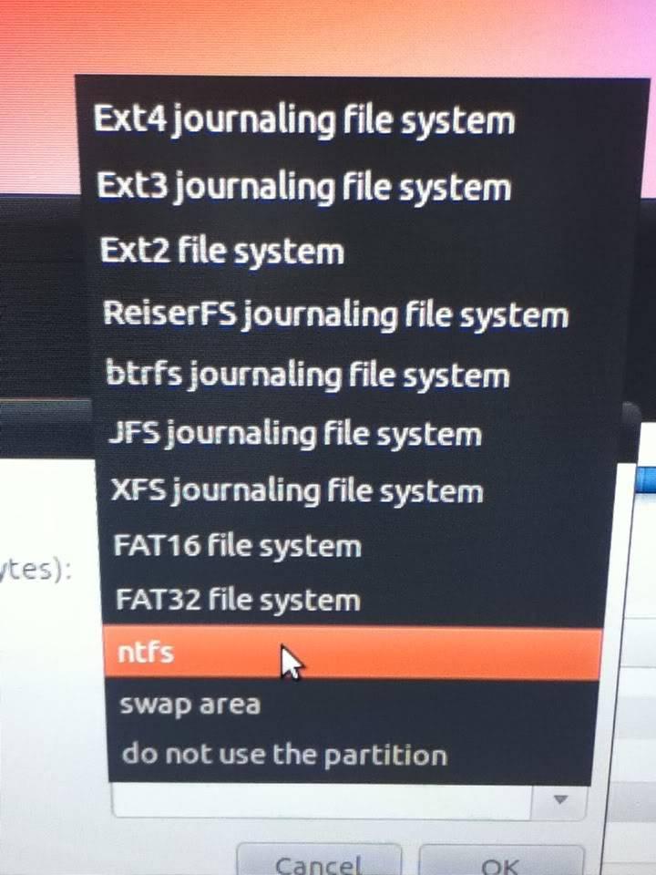 Ubuntu set up 9a48250a