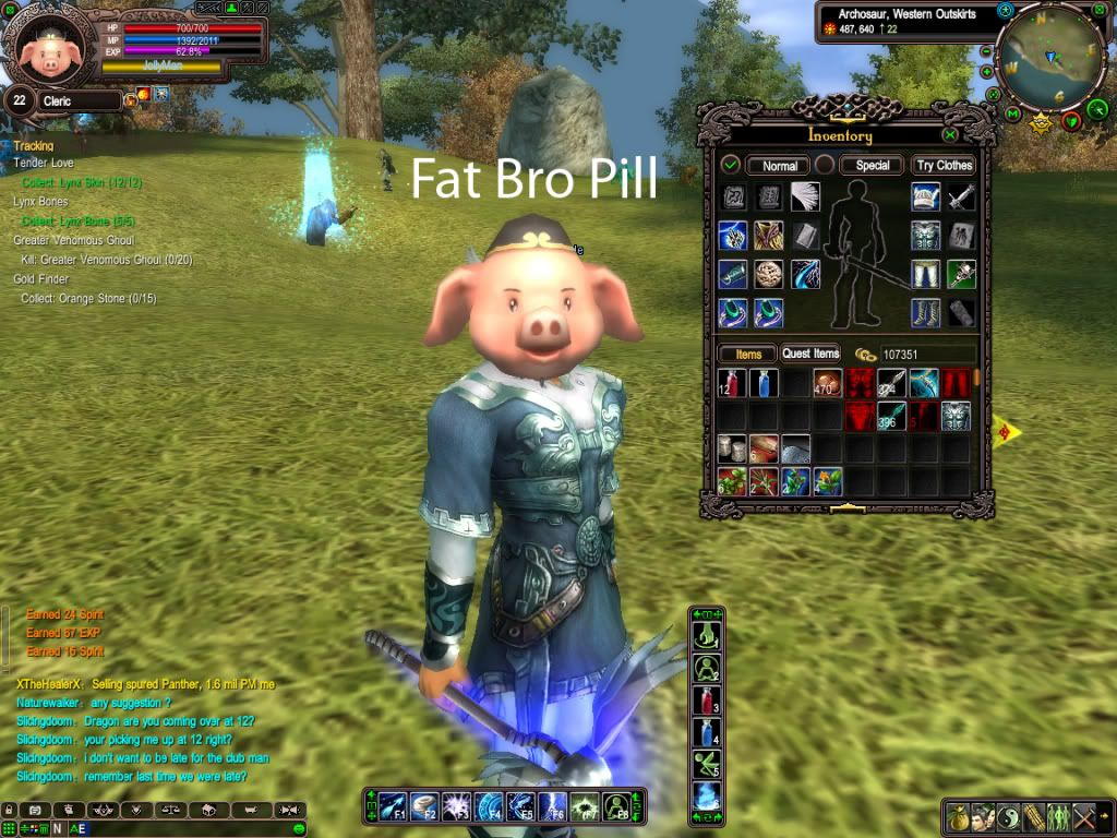 Screenshots and more! Bropill