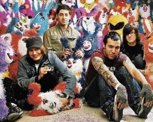Fall Out Boy Fall_