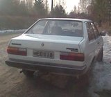 "Volkswagen Polo ""Gt"" 1.1 -82 Th_saatunatakaa"