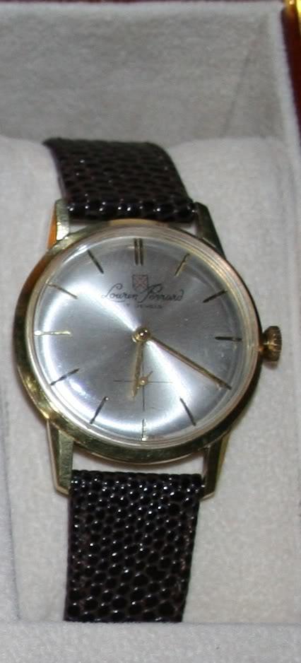 Marques d'emprunt ou d'exportation des montres soviétiques LourinPerrard