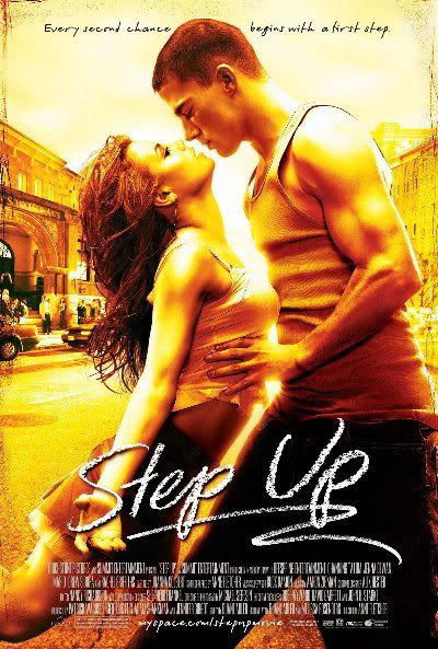 Step Up (2006) Stepupposter
