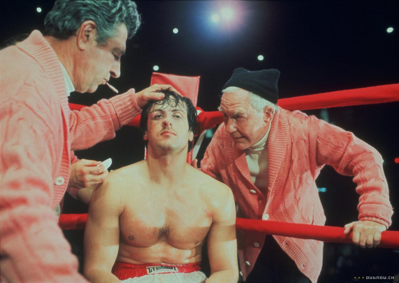 Sylvester Stallone Rocky3
