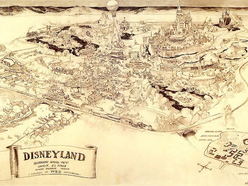 Walt Disney Studios / Walt Disney Imagineering et autres visites Disney en Californie - Page 2 Original_Disneyland