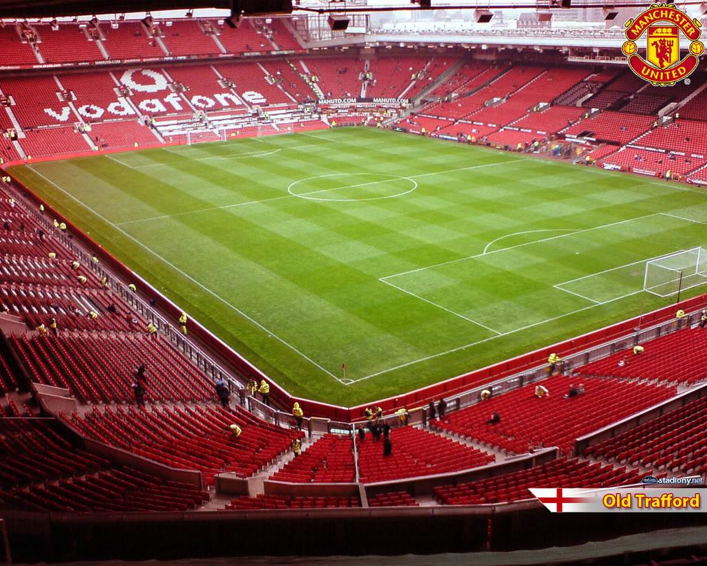 Manchester United na fotografijama TheatreOfDreams