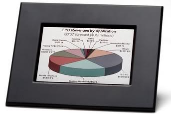 La première montre à E-Ink la Phosphor E-PAPERBINEMCOULEURS05-2007