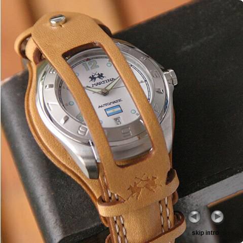 LA MARTINA montres de polo LaMartina-01