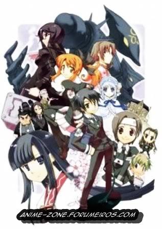 [Anime] Asura Cryin' segunda temporada Ff