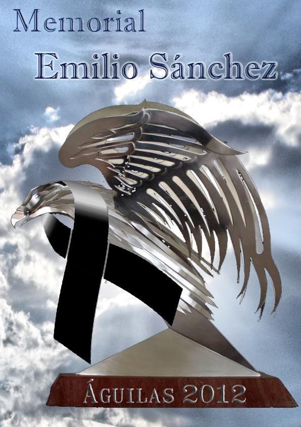 """Elección del poster representativo del Memorial """"Emilio Sánchez"""" Cartelcopia"""