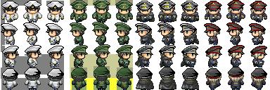 [Dispondo] Soldados + Vampiros Comandantespor