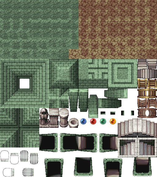 [Dispondo]Tiles B,C,D,E,F,G convertidos do AGM TileD-1