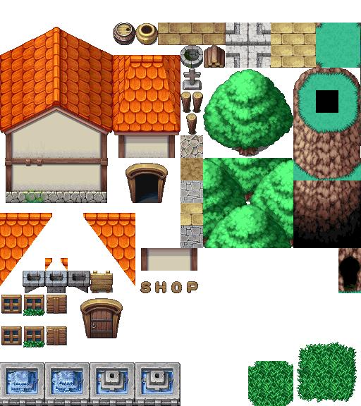 [Dispondo]Tiles B,C,D,E,F,G convertidos do AGM TileE-3