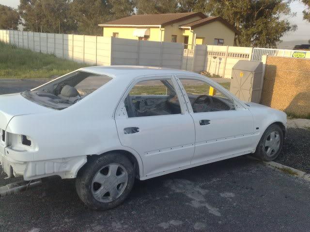 Honda 160i sohc EG 08092010787