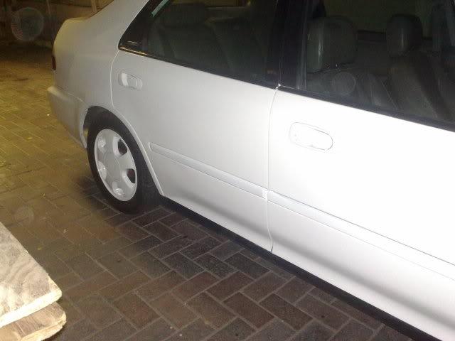 Honda 160i sohc EG 22092010804