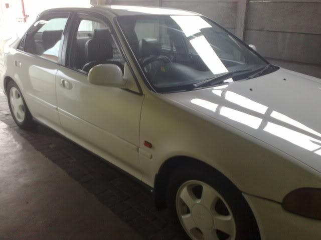 Honda 160i sohc EG 27092010817