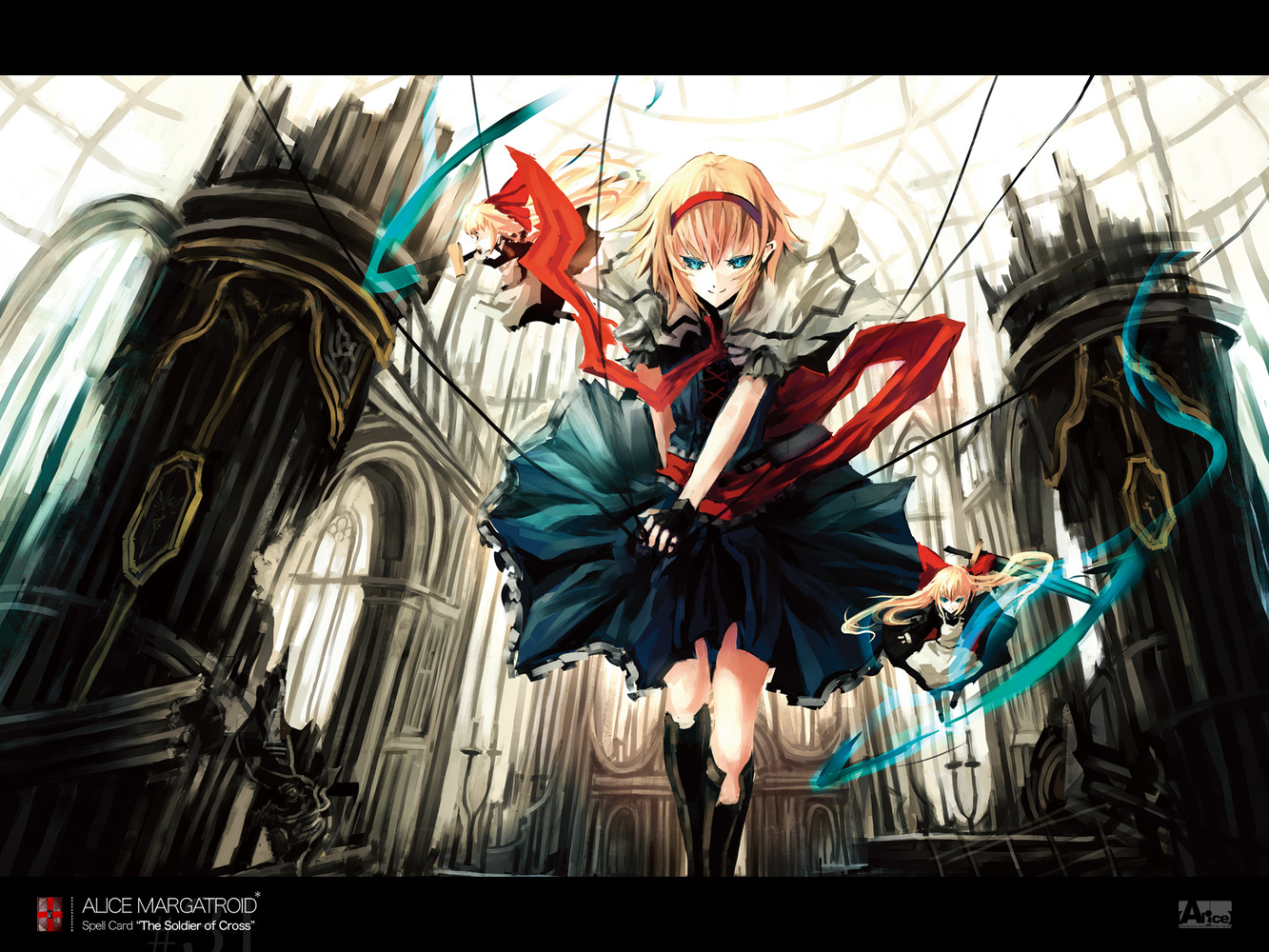 Touhou Project - Страница 2 D9f7acf74576a344eeedf6556ebe5bef