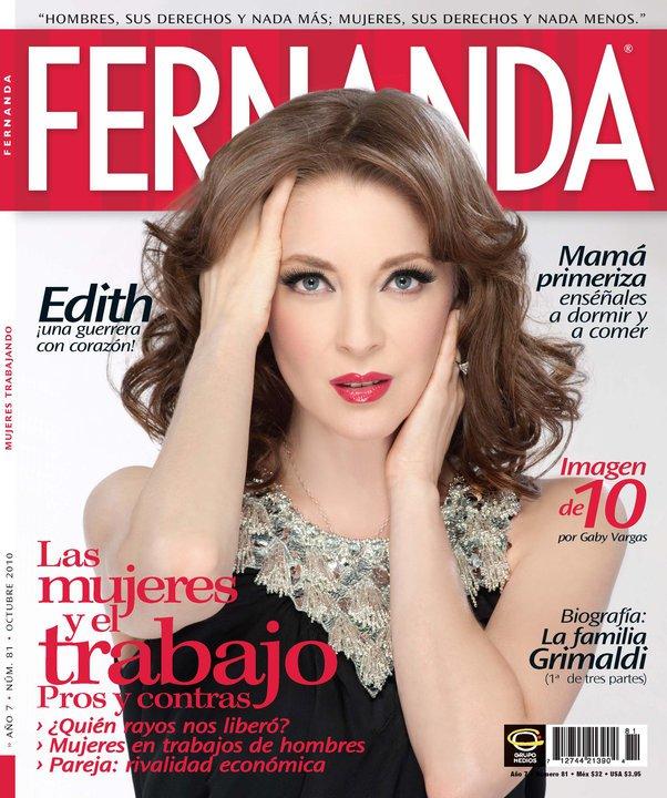 ედიტ გონსალესი // Edith González #25 - Page 3 40785d57bca6db33d42931c3e5f2cfa5