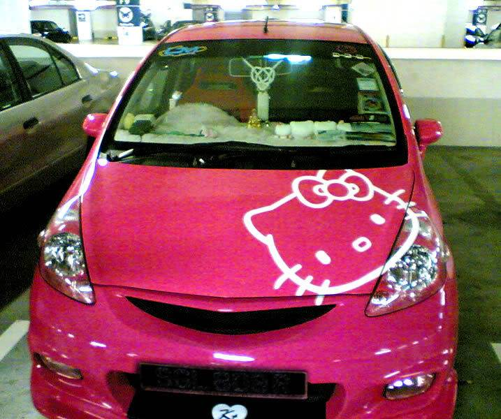 Dream Car?! Hkcar001