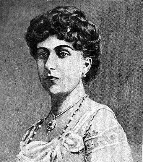 Reina Victoria Eugenia de España Cc1906