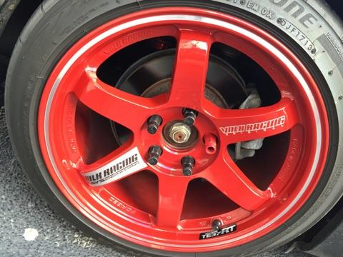 FS Volk TE37-RT Edition 5x114.3 17x9.5 (Square fitment) Photo4-1_zps71bb8d5e
