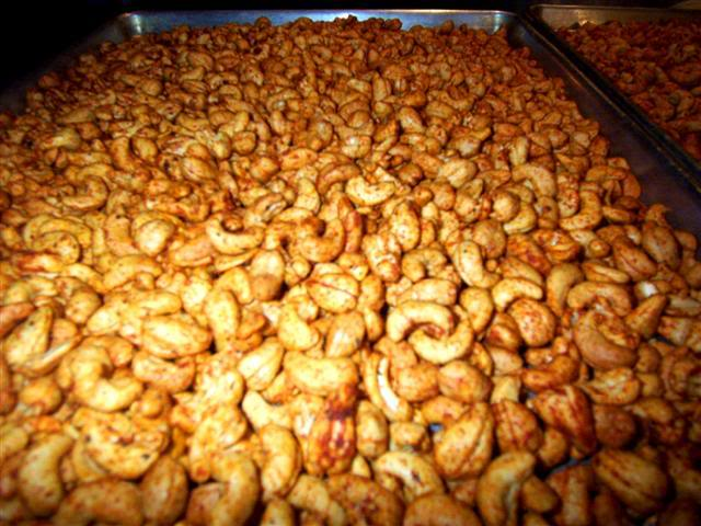 Groudlet's Snack Pack CashewsSmall