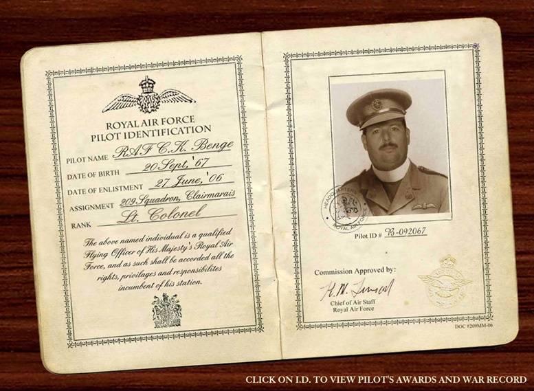RAF 209 Lt. Colonel Sir C.K. Benge CKpilotID_zpseebbrijz