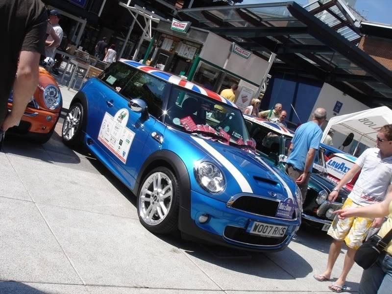 Laser Blue FJCW / Cooper S Club DSC04453