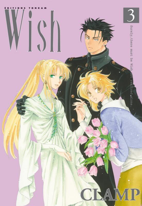 [MANGA] Wish Wish-tome-3-de-Clamp