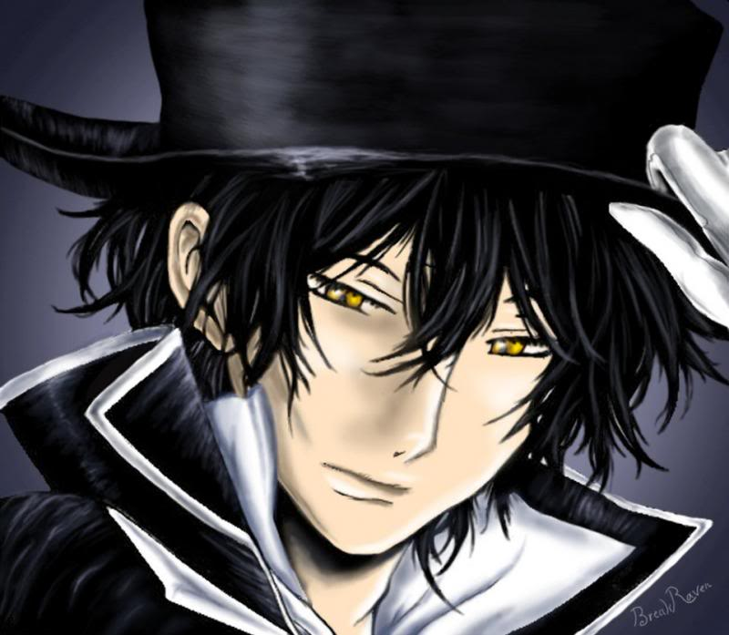 Vos plus belles images de Pandora Hearts - Page 11 Gilbert_nightray_by_breakraven-d64sbwf-1