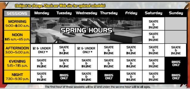 escondido skatepark summer hours Springhours-2