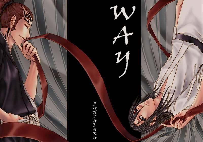 Byakuya & Renji Byakuyarenji6