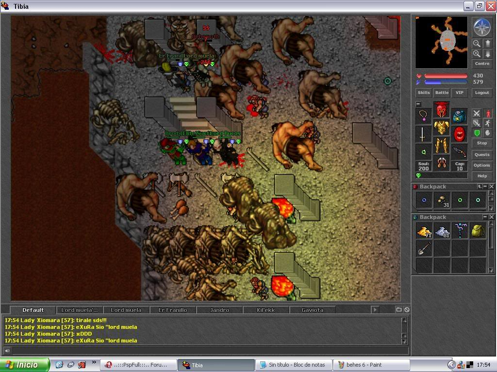 Old Tibia Fan Behes7
