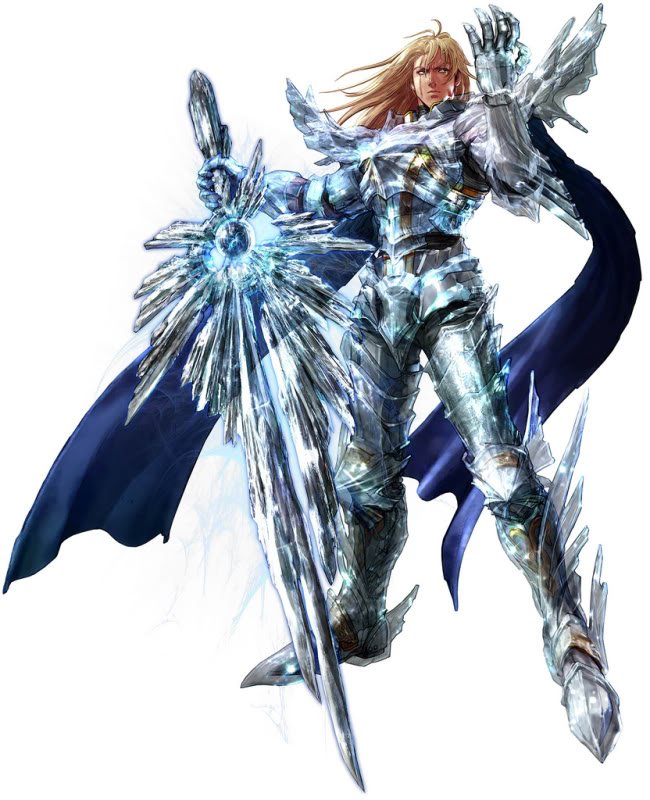 Soul Calibur: A Tale of Souls and Swords Siegfried