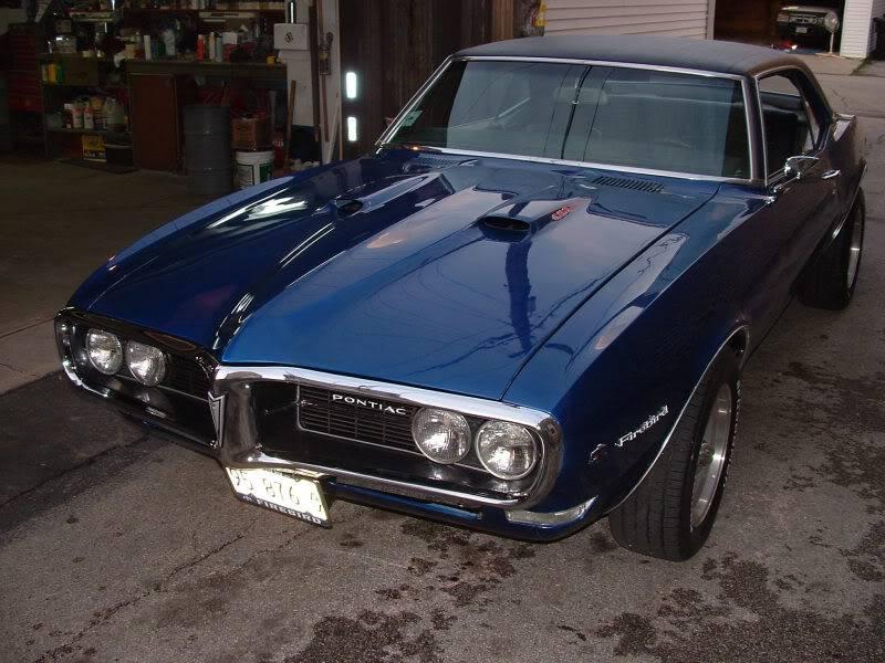 My old '69 Firebird 4-1