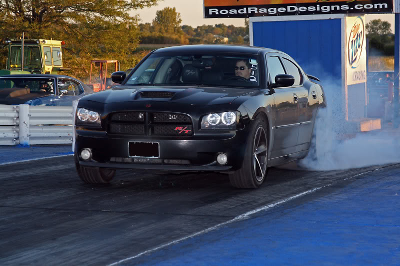 Drag Racing Etiquette ---help for newbs so you know what to do Burnout