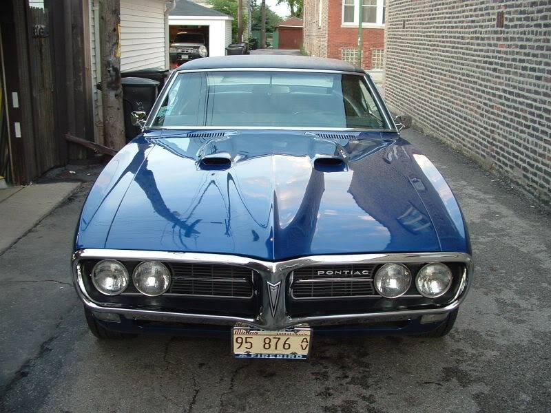 My old '69 Firebird DSCF0001